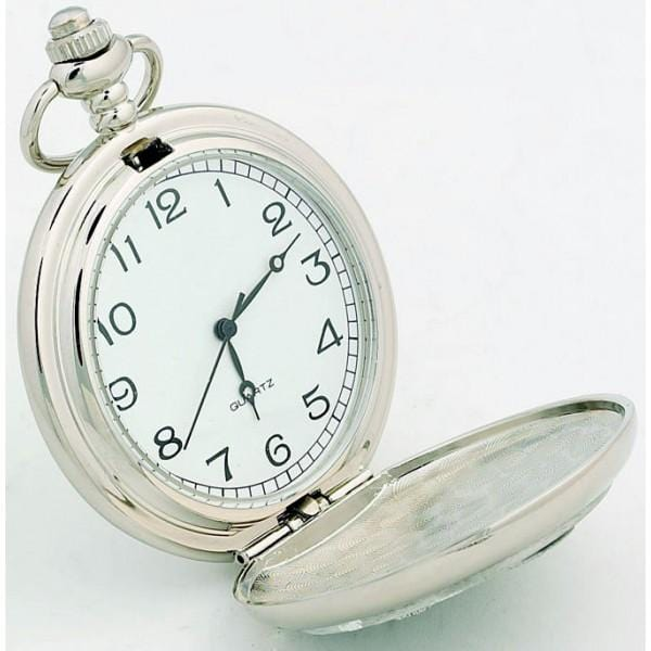 macgregorandmacduff Pocket Watch Scottish Thistle Pocket Watch (PW110 CB)