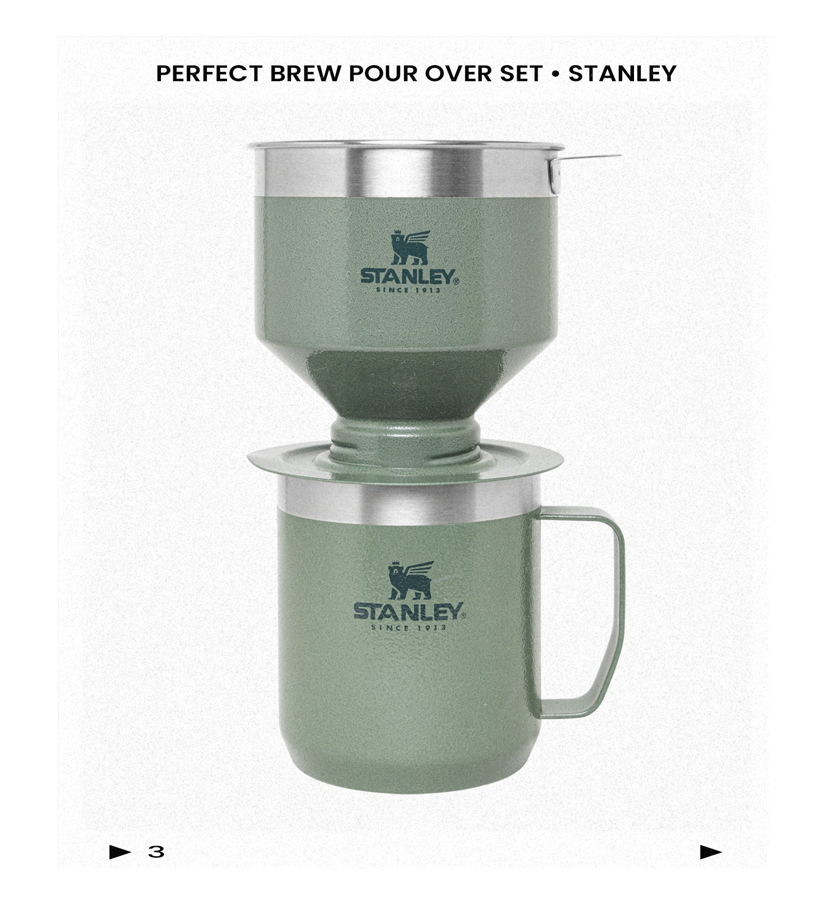Stanley Perfect Brew Pour Over Set
