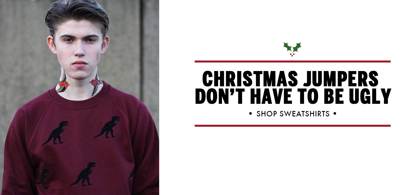 Christmas Jumper's don't have to be Ugly| Shop now