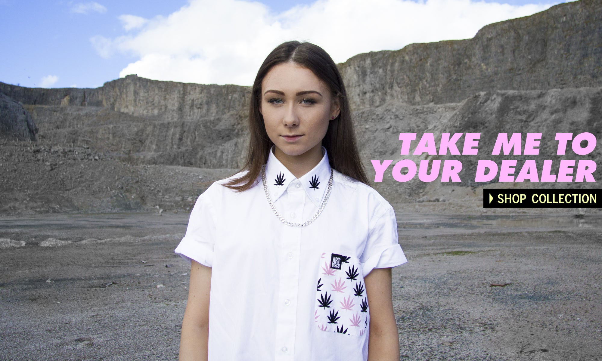 TAKE ME TO YOUR DEALER | Shop New Arrivals >
