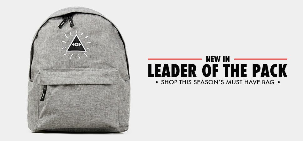 LEADER OF THE PACK | Shop illuminati backpack