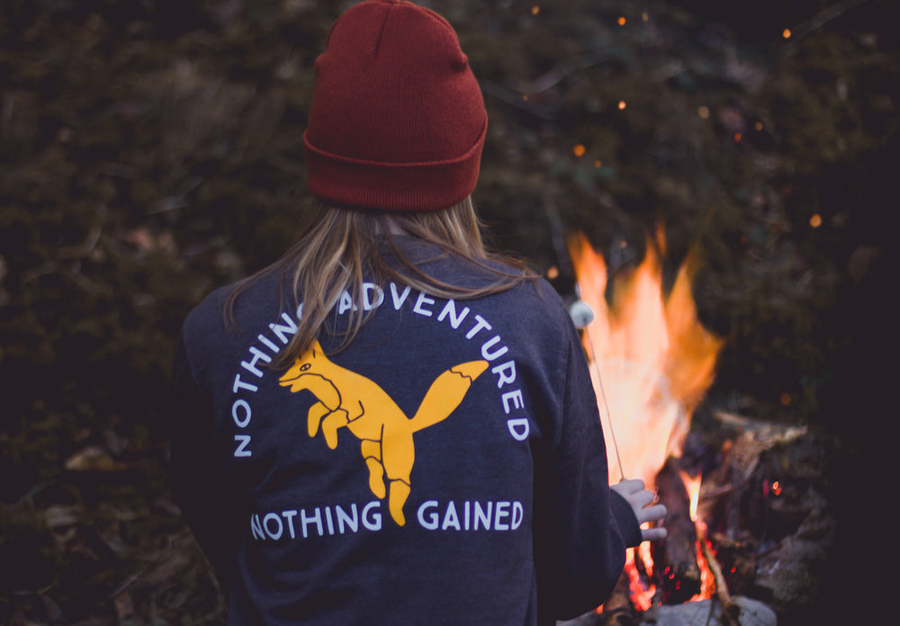 NOTHING ADVENTURED, NOTHING GAINED