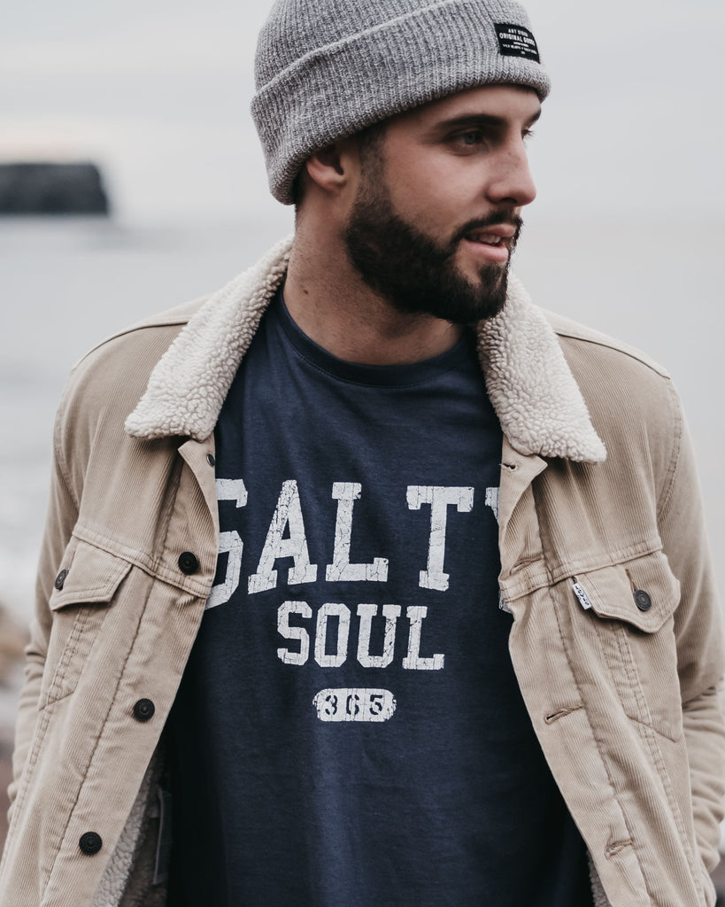 Salty Soul T-Shirt by ART DISCO Original Goods