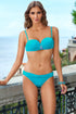 Ewlon Swimsuit two piece blue 56650