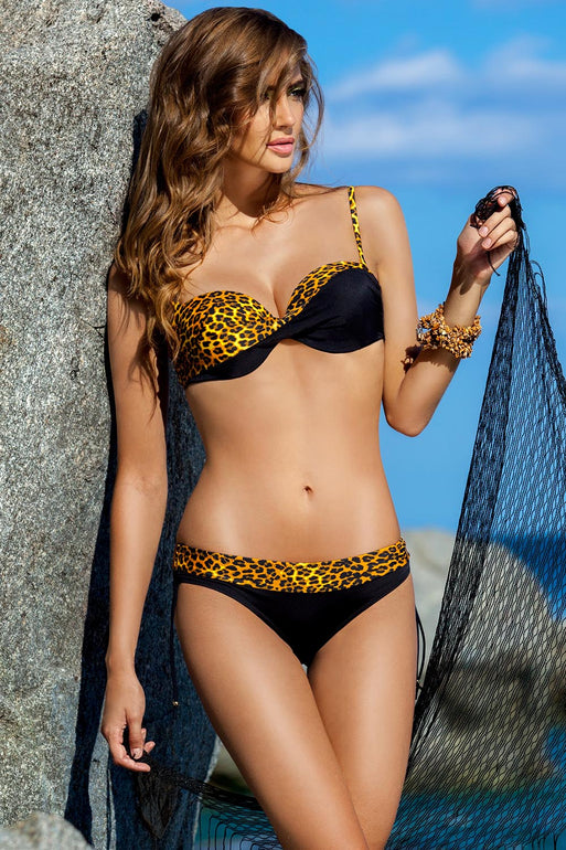 Ewlon Swimsuit two piece black 56651