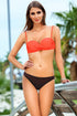 Ewlon Swimsuit two piece red 56687