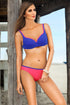 Ewlon Swimsuit two piece pink 60320