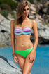 Ewlon Swimsuit two piece green 60325