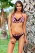 Ewlon Swimsuit two piece brown 60327