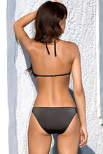 Load image into Gallery viewer, Lorin Swimsuit two piece grey 77779