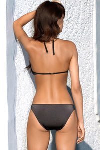 Lorin Swimsuit two piece grey 77779
