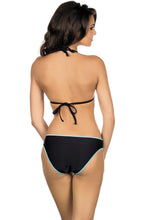 Load image into Gallery viewer, Lorin Swimsuit two piece black 77789