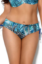 Load image into Gallery viewer, Ava Swimming panties blue 114903