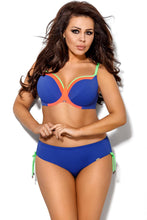 Load image into Gallery viewer, Ava Swimming bra blue 114939