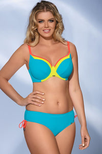 Ava Swimming bra blue 114990