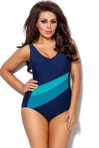 Ava Swimsuit one piece blue 115016