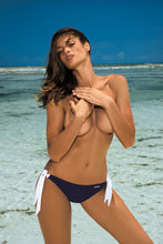 Load image into Gallery viewer, Marko Swimming panties navy blue 82189