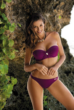 Load image into Gallery viewer, Marko Swimsuit two piece violet 80147