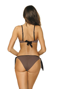 Marko Swimsuit two piece brown 116493