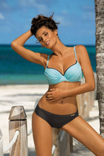 Load image into Gallery viewer, Marko Swimsuit two piece grey 59139
