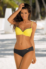 Load image into Gallery viewer, Marko Swimsuit two piece yellow 59136