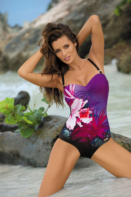 Marko Swimsuit one piece violet 80114