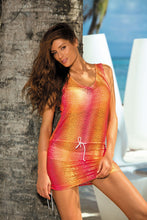 Load image into Gallery viewer, Marko Beach tunic pink 59162