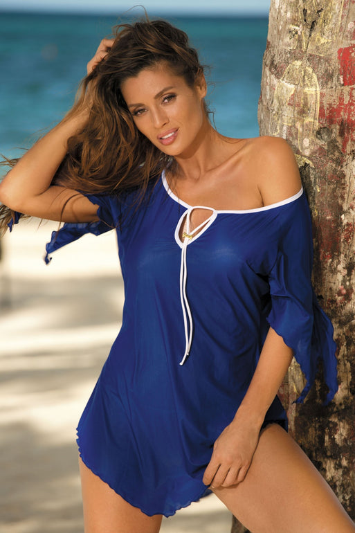 Beach tunic model 56760 Marko