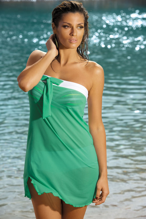 Marko Beach tunic green 30392