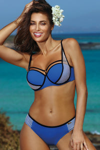 Marko Swimsuit two piece blue 116481