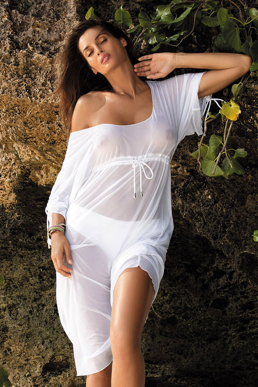 Marko Beach tunic white 80111