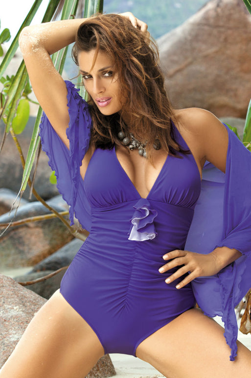 Marko Swimsuit one piece violet 40690