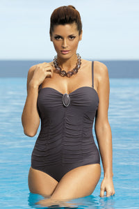 Marko Swimsuit one piece grey 17963