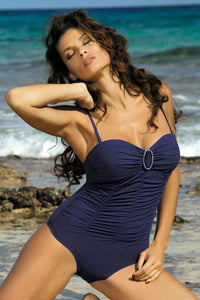 Marko Swimsuit one piece navy blue 119580