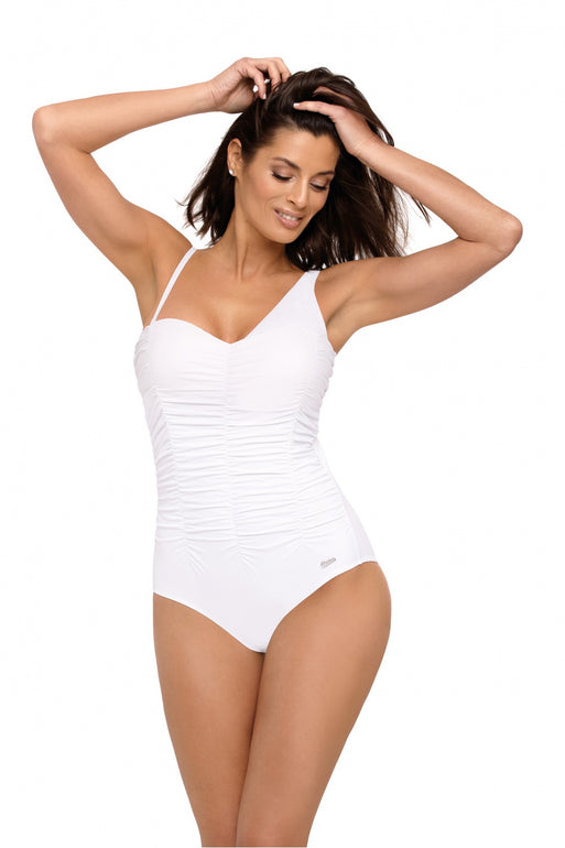 Marko Swimsuit one piece white 129265