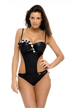 Load image into Gallery viewer, Marko Swimsuit one piece black 129279