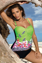 Load image into Gallery viewer, Marko Swimsuit two piece green 129283