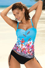 Load image into Gallery viewer, Marko Swimsuit two piece blue 129284