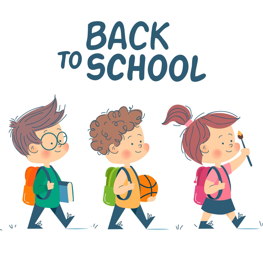 Help Your Child Transit Back to School