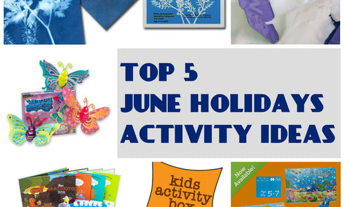 Top 5 June Holidays Stay-home Activity Ideas