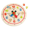 PUZZLE HAPPY HOUR CLOCK