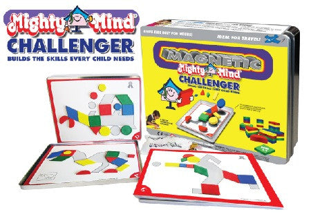 Magnetic Mighty Mind - Challenger