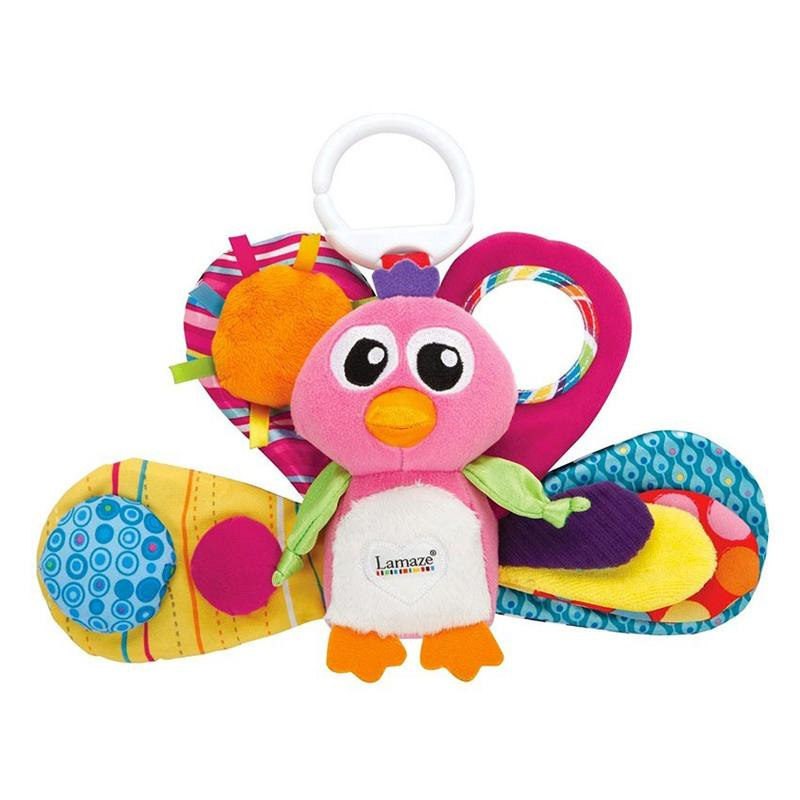 Lamaze Pink Penny the Peacock