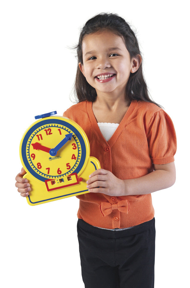 Primary Time Teacher™ Junior 12-Hour Learning Clock®