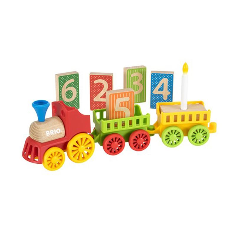 Brio Deluxe Birthday Train