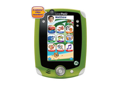 LeapPad2 Explorer™ Learning Tablet - Green