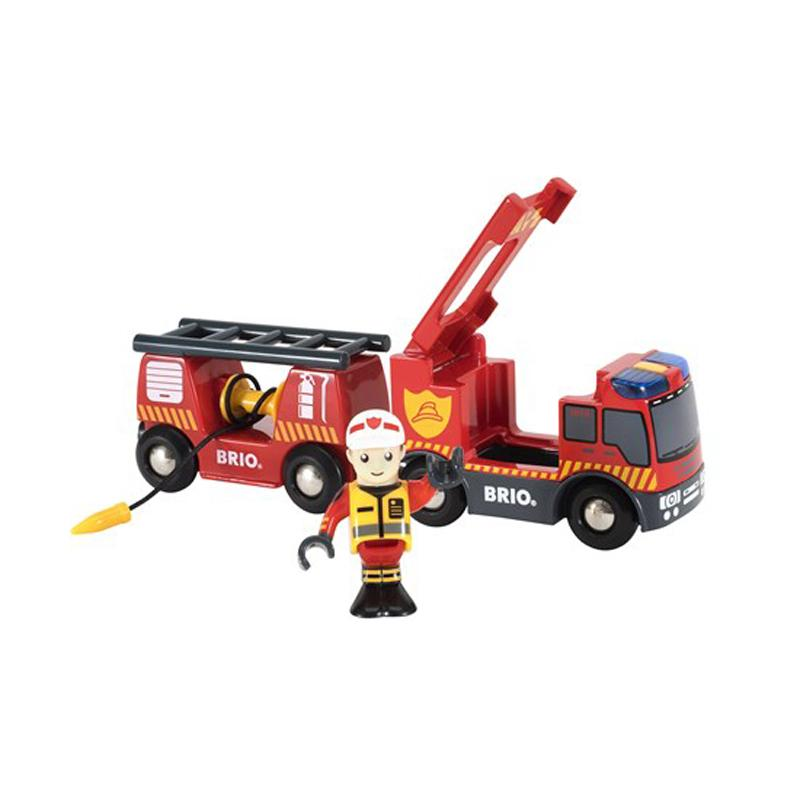Brio Emergency Fire Engine