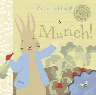 Peter Rabbit Naturally Better Munch