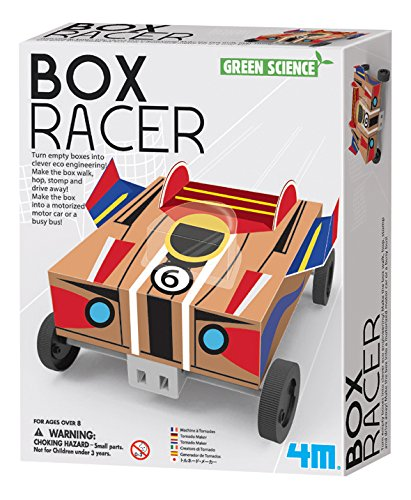 Green Science - Box Racer