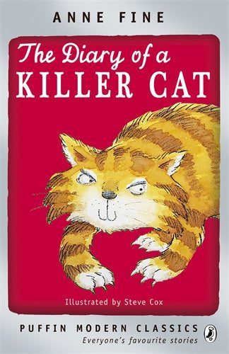 Puffin Modern Classics: The Diary of a Killer Cat